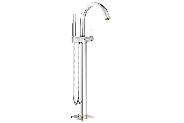 Bath Shower Mixer Diverter Grohe Grandera Single Lever Bath Shower Mixer 1 2